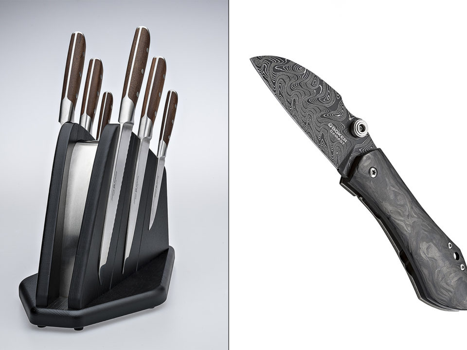 Produktfoto-Böker Messer