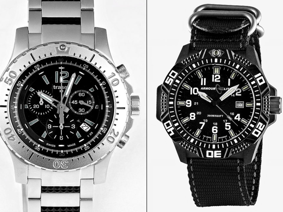 Produktfotografie-Uhren